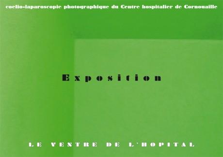 """Exposition collective d'instantanés photographiques """"le ventre de l'hôpital"""" UcjArtChic à Quimper"""
